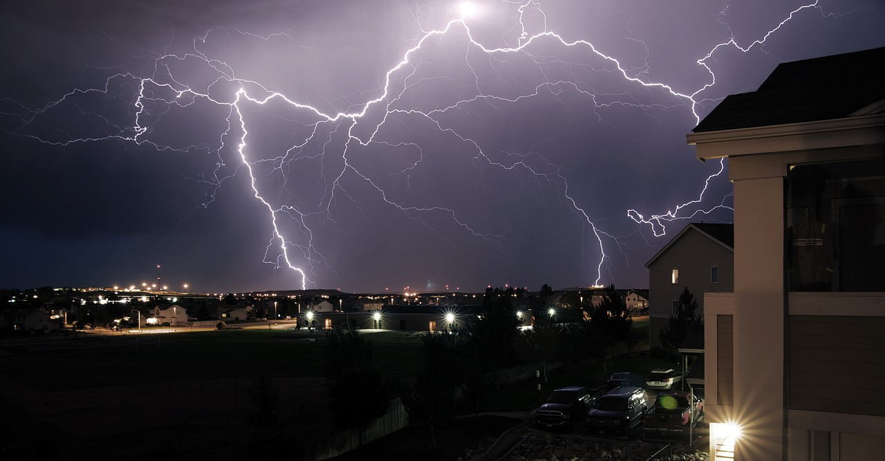 tormenta dana