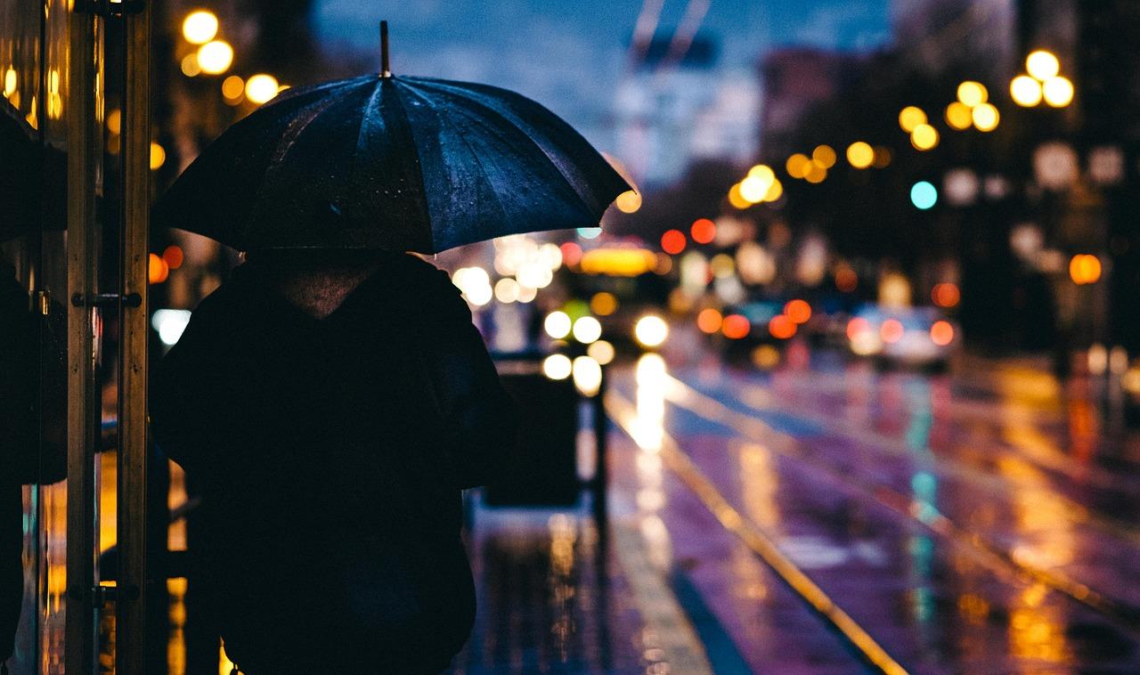 abril lluvia