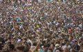 cuanta gente cabe en la tierra, que población hay en el planeta