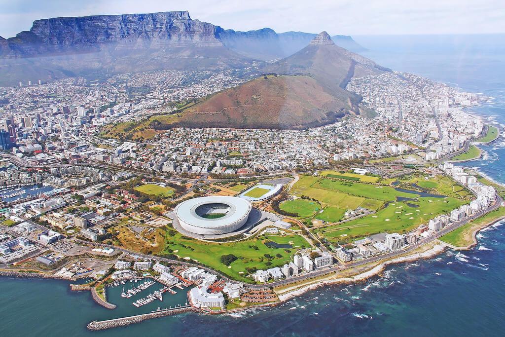 Resultado de imagen para ciudad del cabo africa