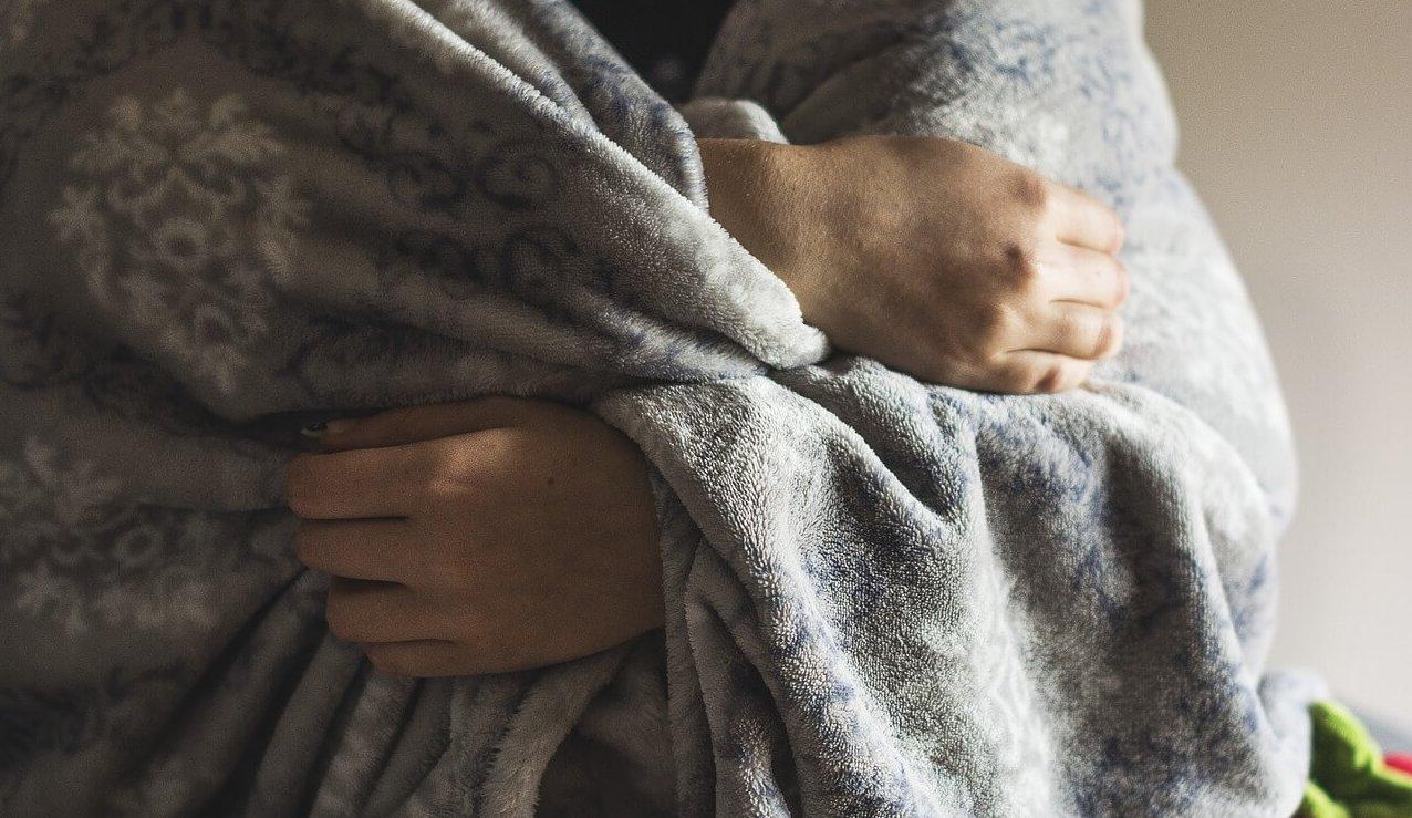 manos frias invierno