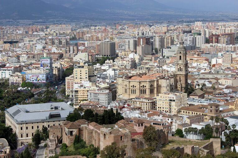 tiempo Semana Santa Málaga