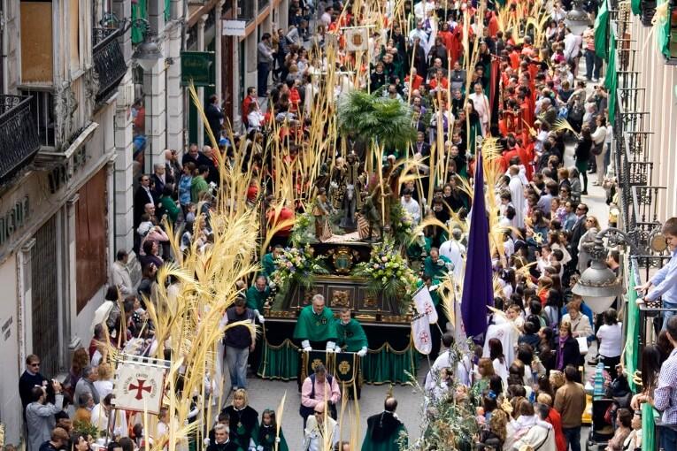 tiempo Semana Santa Valladolid