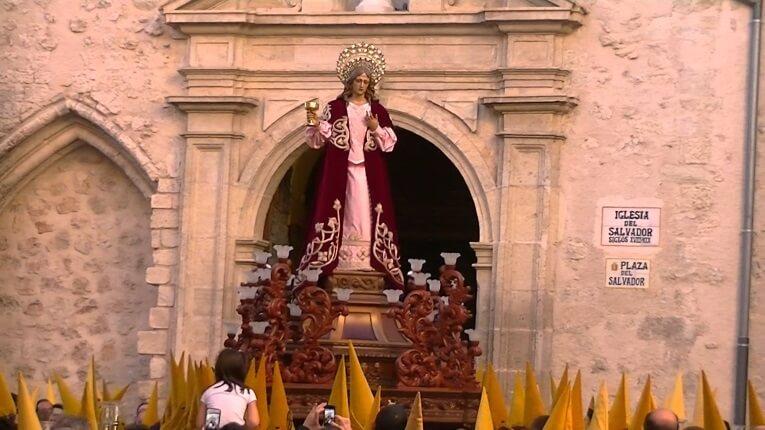 tiempo Semana Santa Cuenca