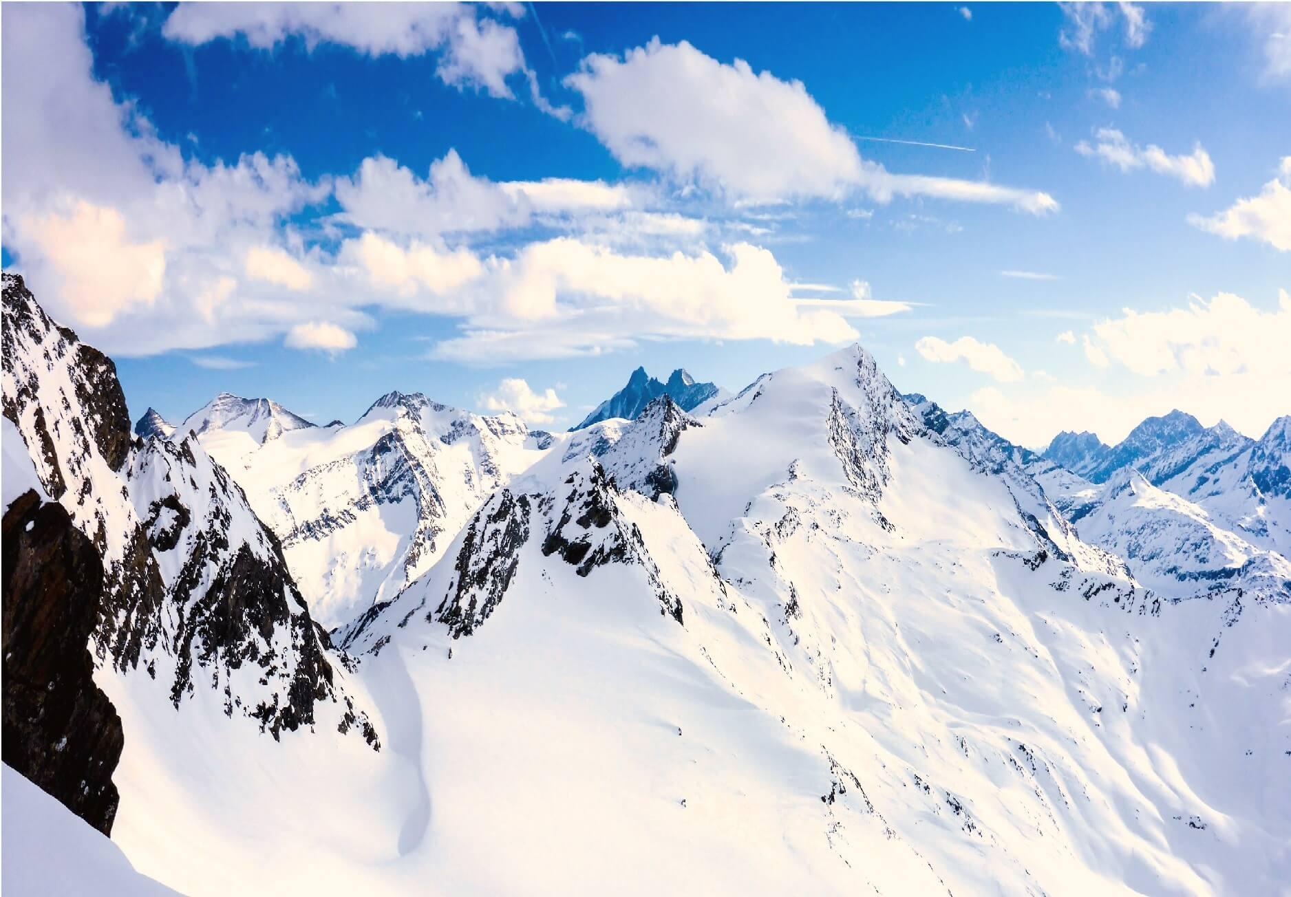 Niveles Excepcionalmente Altos De Hielo Y Nieve Se