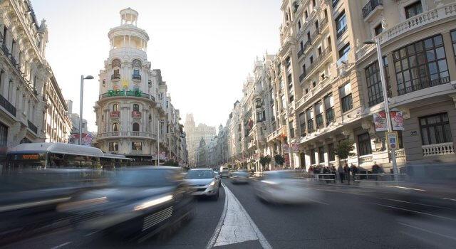 coches contaminacion madrid