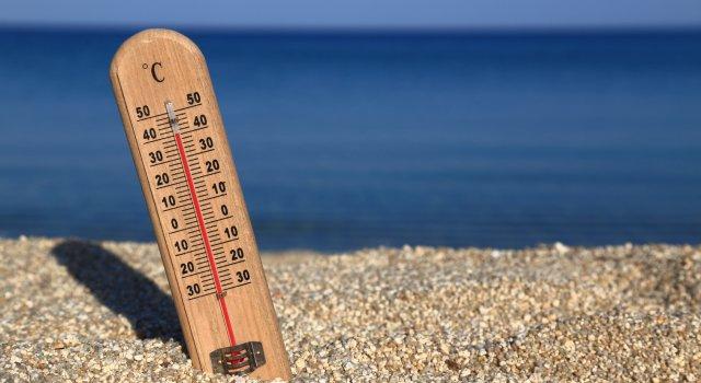 calor en el mes de julio 2018