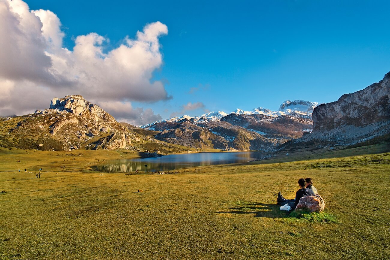 parque natural covadonga asturias