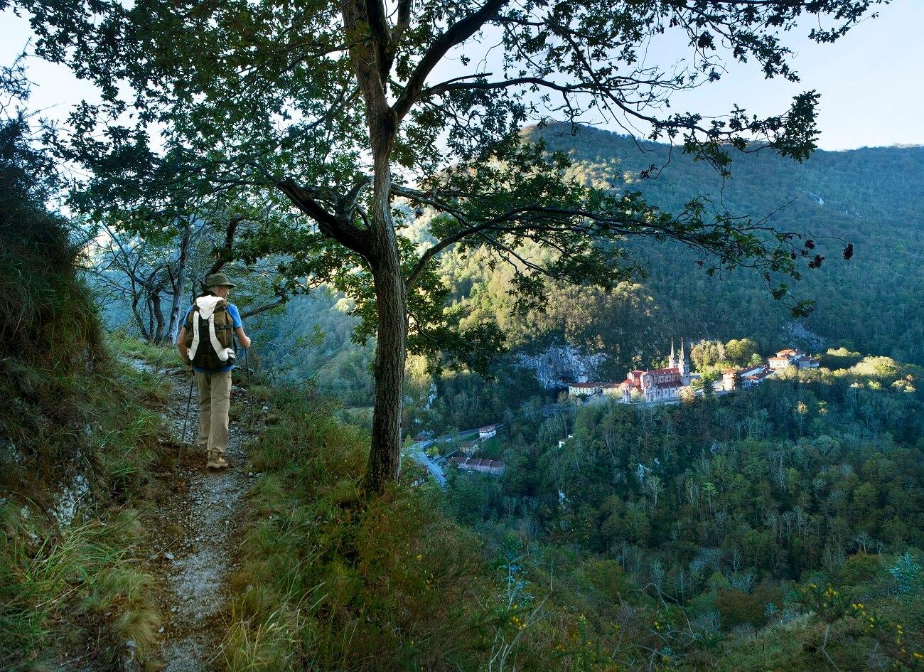 senderismo covadonga asturias