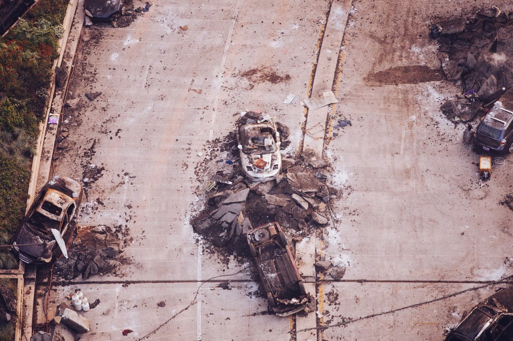 Guerra y medioambiente