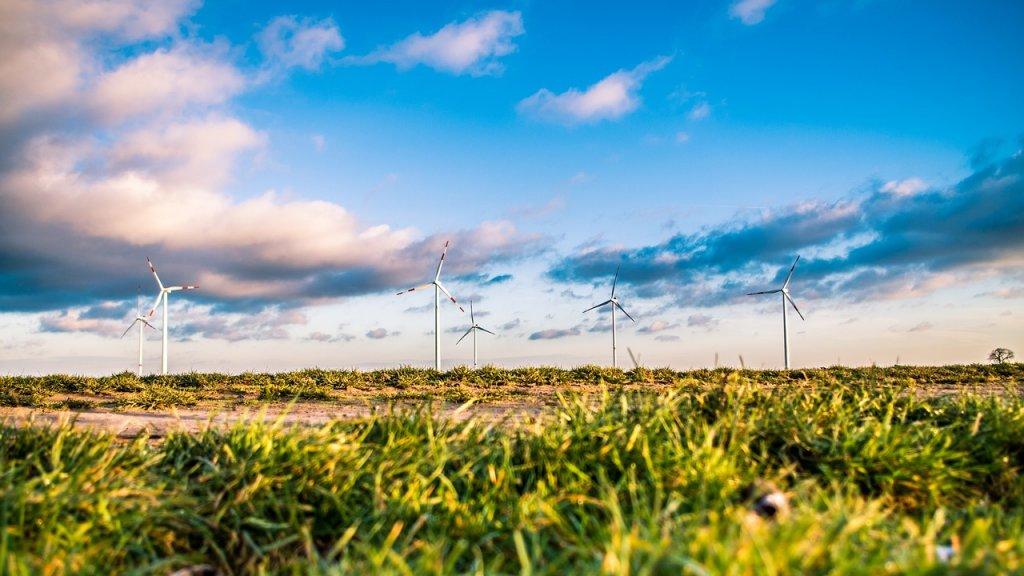 Energía renovable en España.