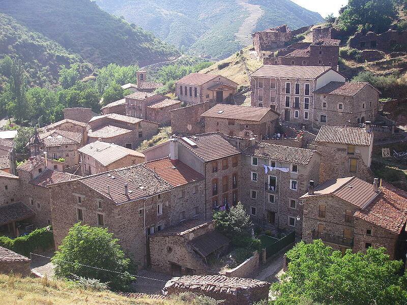 Viniegra_de_Arriba_ entre los once pueblos mas bonitos de españa