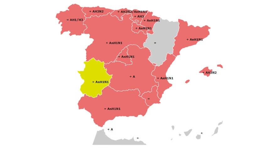 La Gripe Ya Es Epidémica En Gran Parte De España