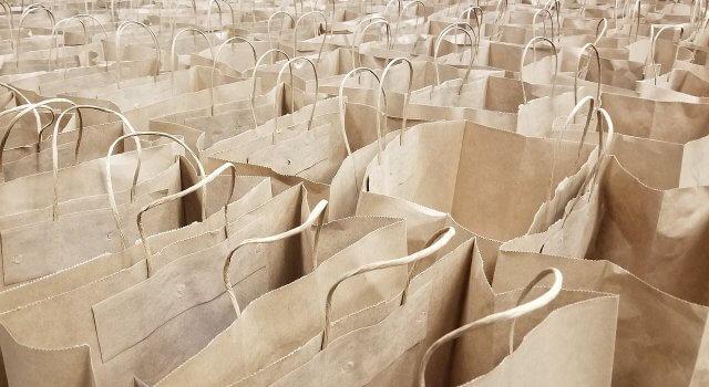 Bolsas de papel, ¿mejor que las bolsas de plástico?