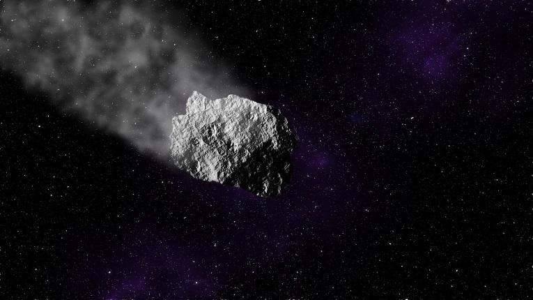 asteroide granada meteorito