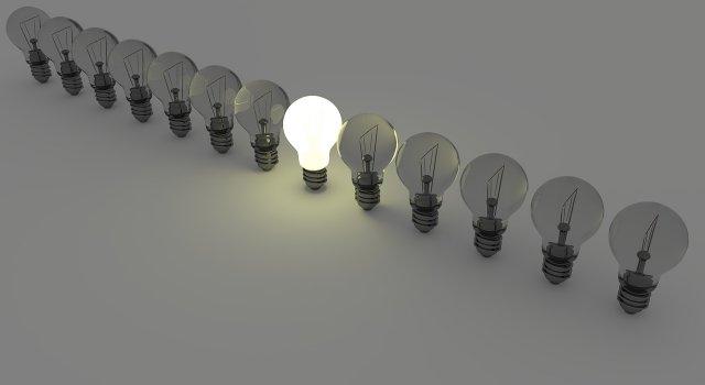bombillas ideas creativas cambio climático