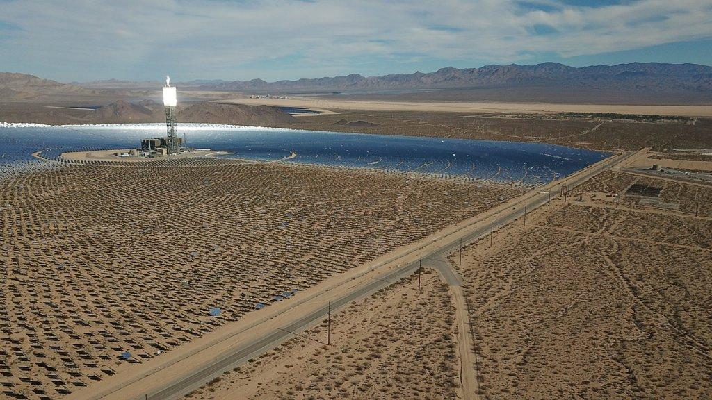 Energía renovable y recursos para el cambio climático