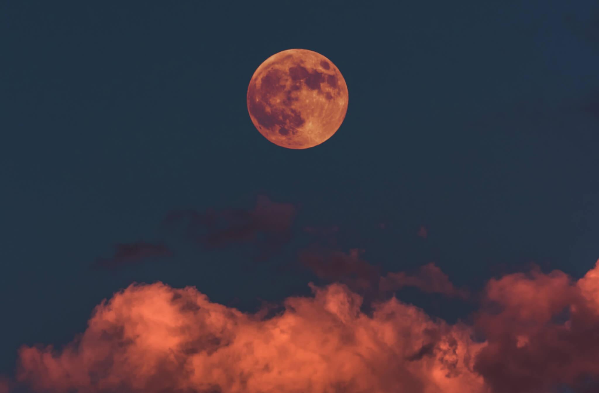 Luna nueva de mayo 2020