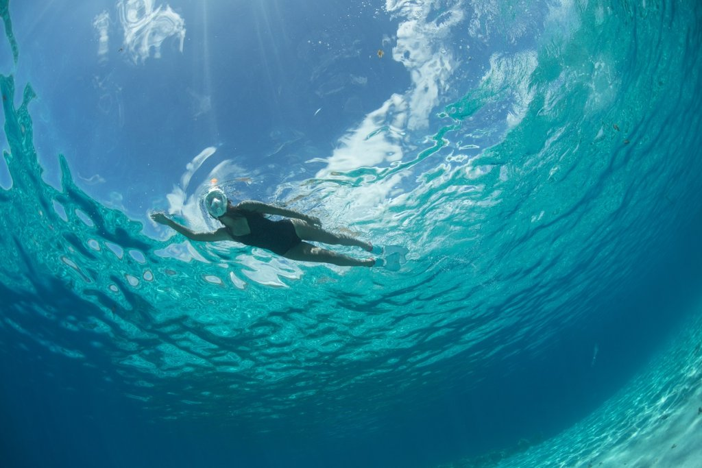 fondos marinos bucear