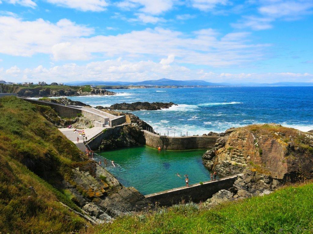 Piscina natural en Tapia de Casariego. Autor: Turismo Asturias