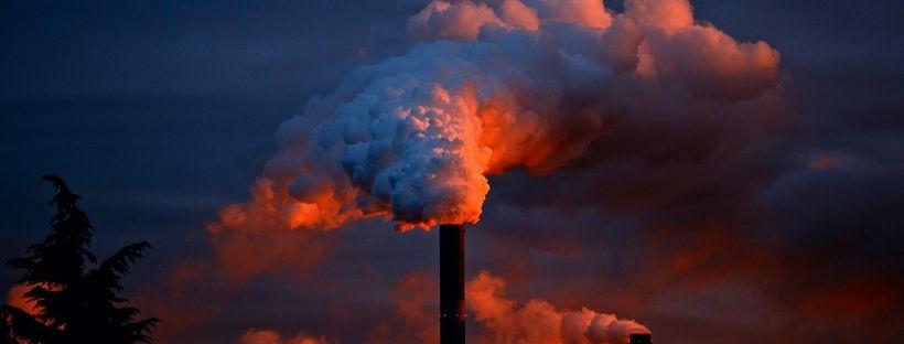 emision de contaminacion en fabricas