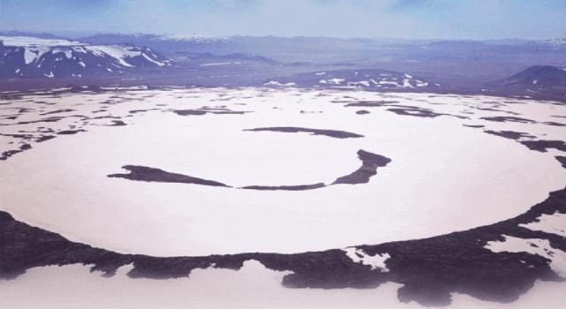 glaciar ok desaparece por cambio climatio