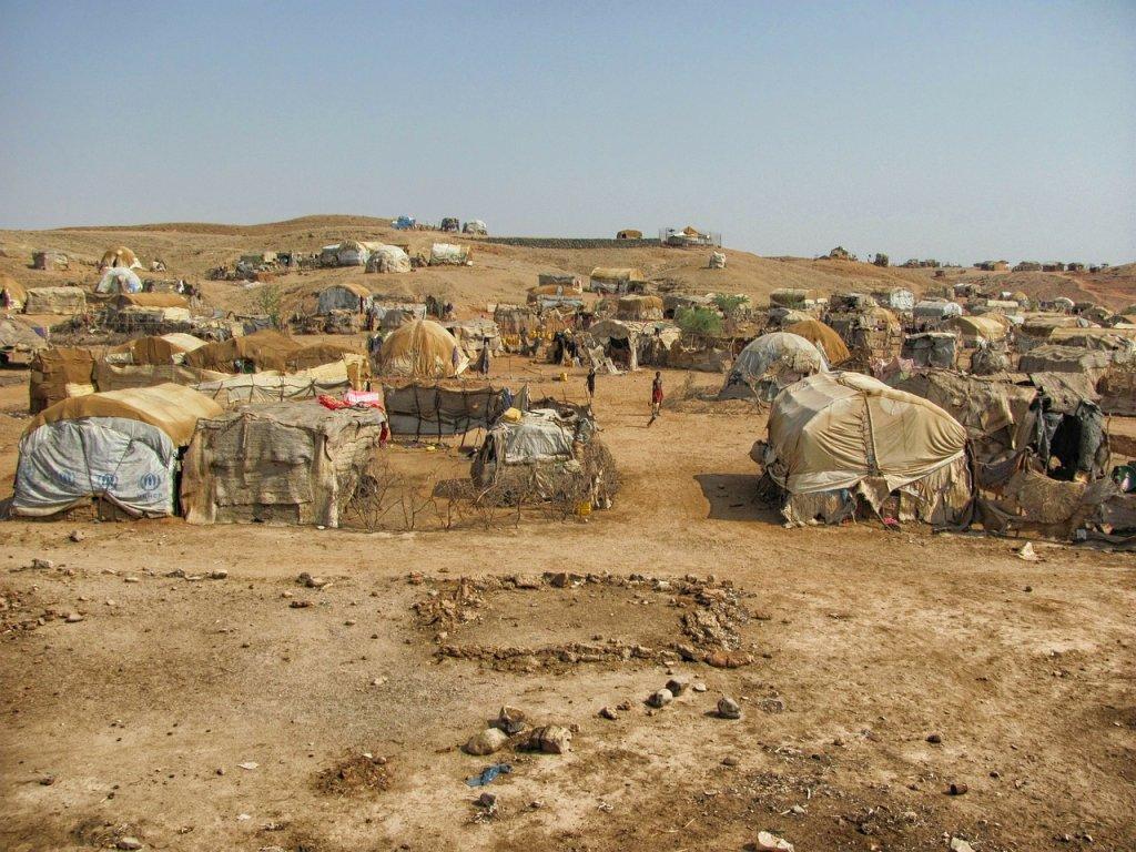 refugiados climaticos africa sequia