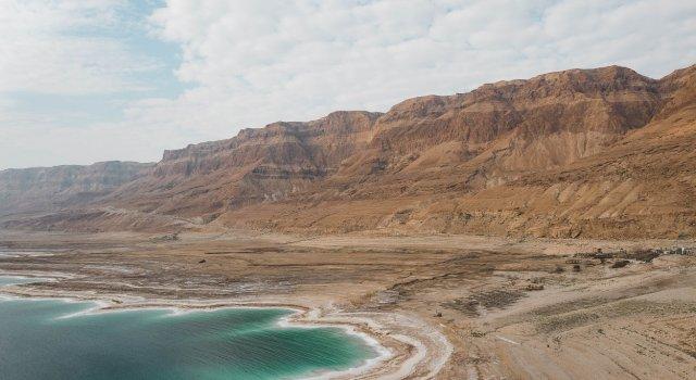 mar muerto cambio climatico