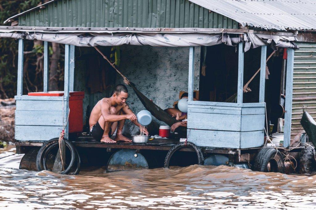 inundaciones nivel del mar cambio climatico