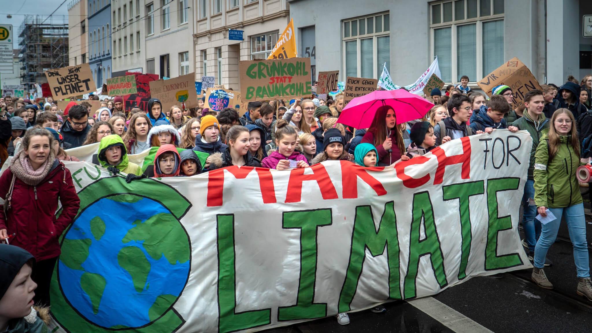 Declaración de emergencia climática: ¿qué es y por qué declararla?