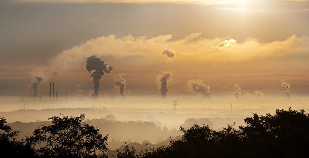 Contaminación co2 España