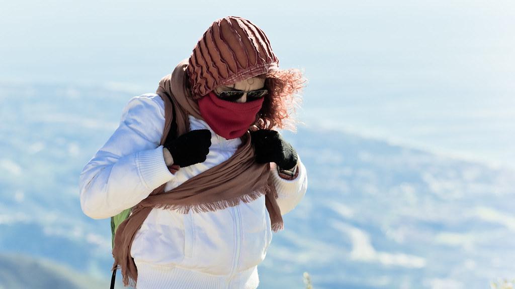 frio y contaminacion neumonia