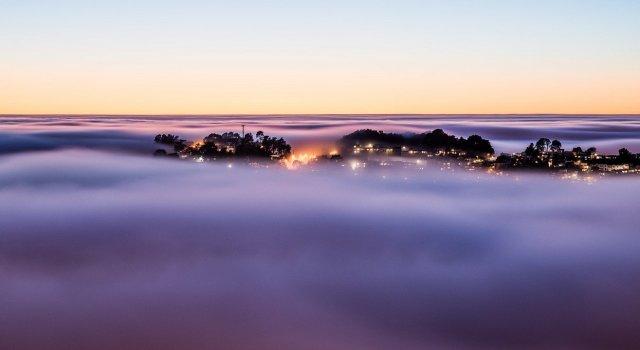niebla en españa