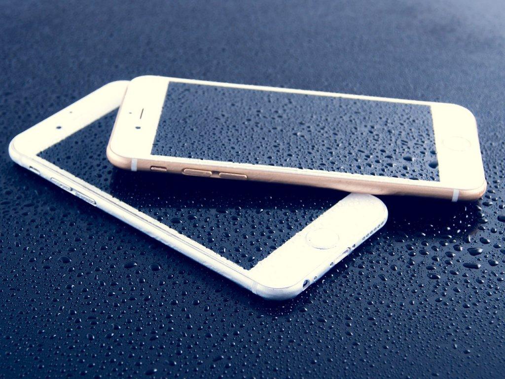 smartphone frío