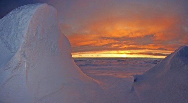 Calentamiento ártico
