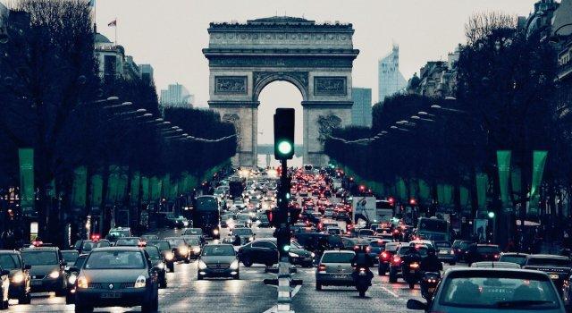 Tráfico París