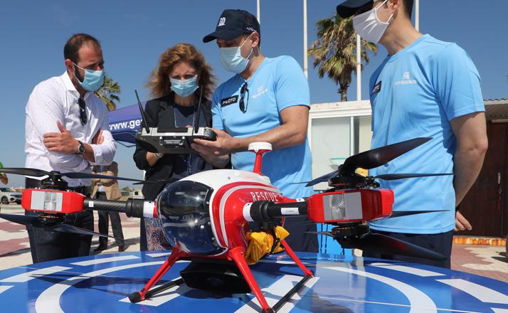 drones-playa-vigilancia