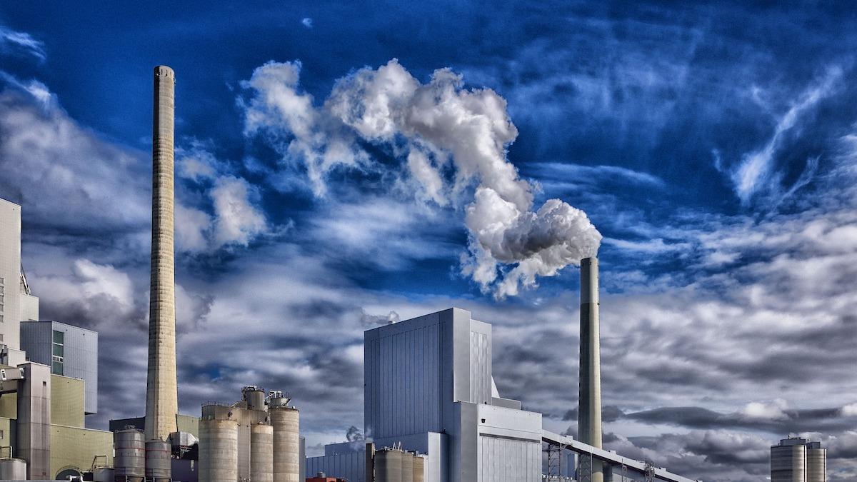 contaminacion CO2