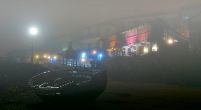 niebla españa