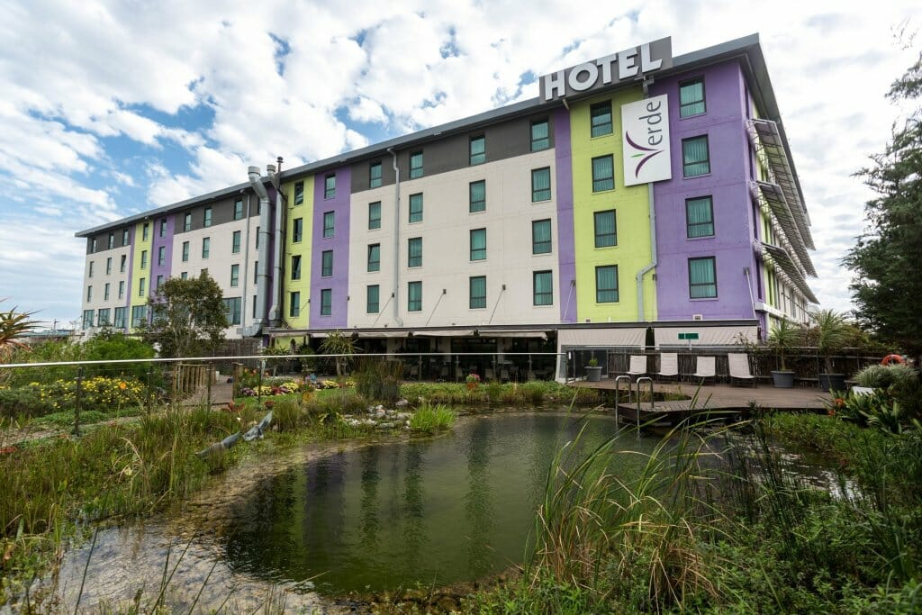 Hoteles sostenibles, Fuente: Expedia