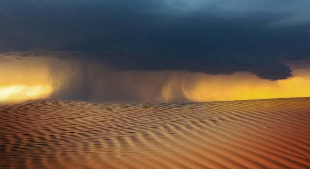 calima españa polvo sahariano