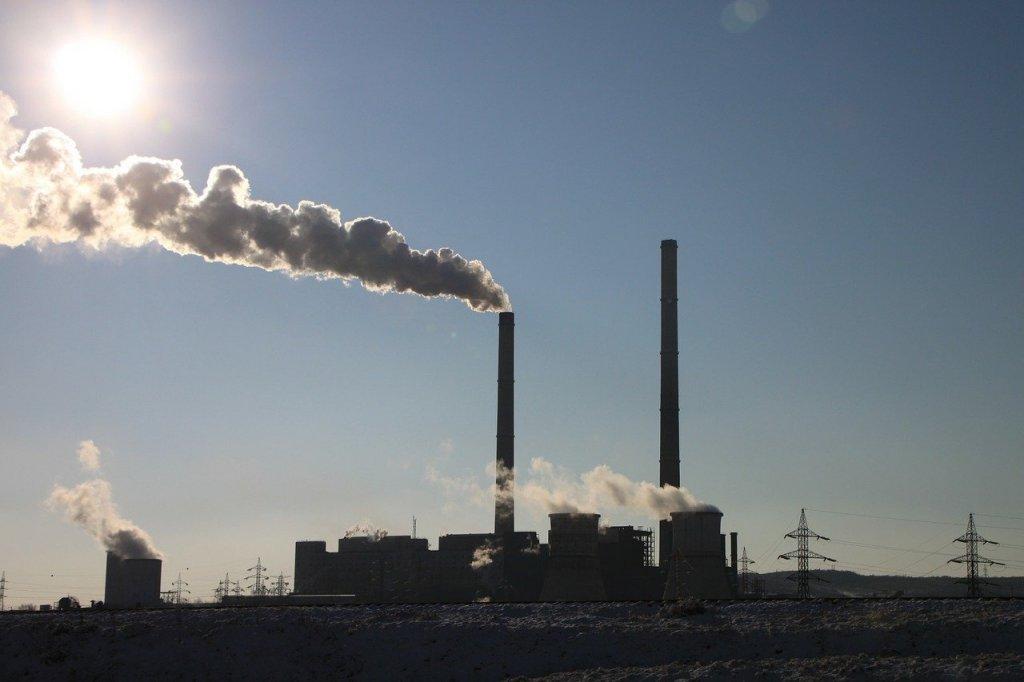 Origen antropogénico del dióxido de azufre