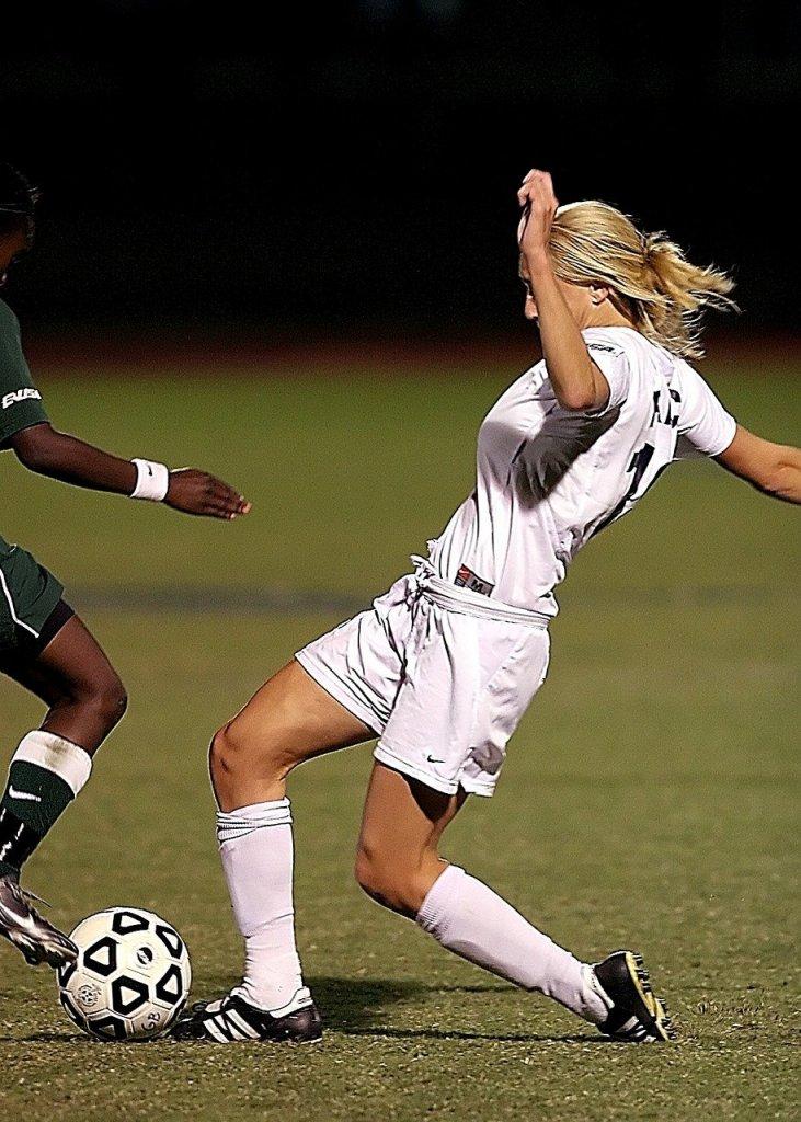 mujer futbol profesional