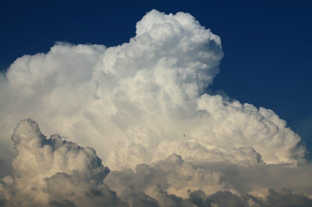nube cumulonimbo