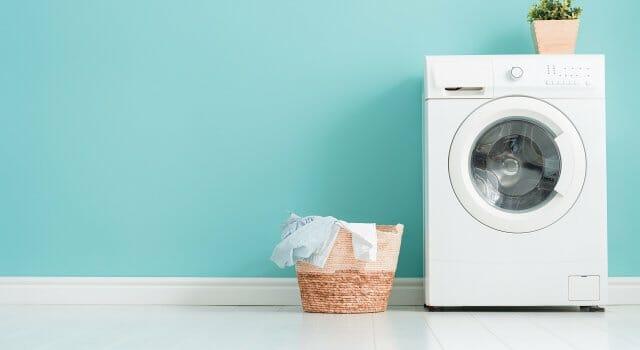 lavadora coladas sostenibilidad