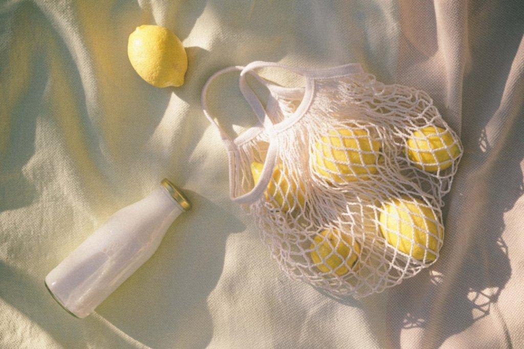 Cada kilo de limones ha retenido 263 gramos de carbono.