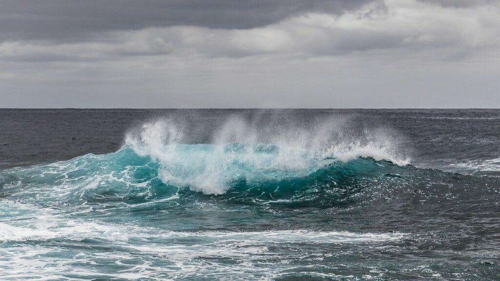 Los mares juegan un papel importante en el equilibrio de los gases de efecto invernadero