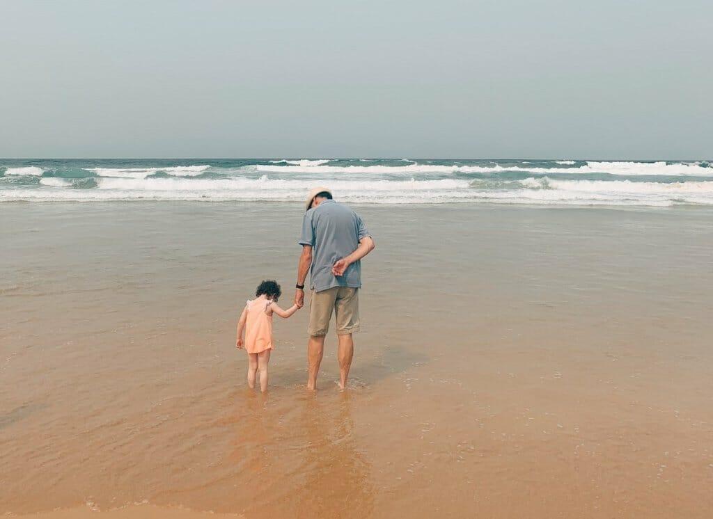 temperatura del mar playas
