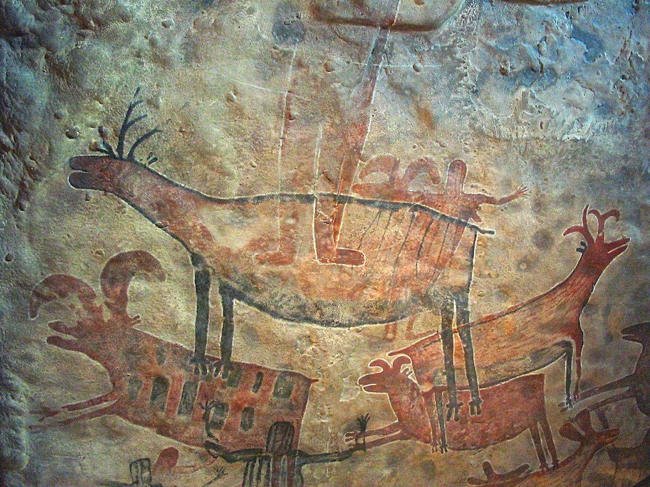 Las pinturas rupestres más antiguas del mundo se deterioran por el cambio climático