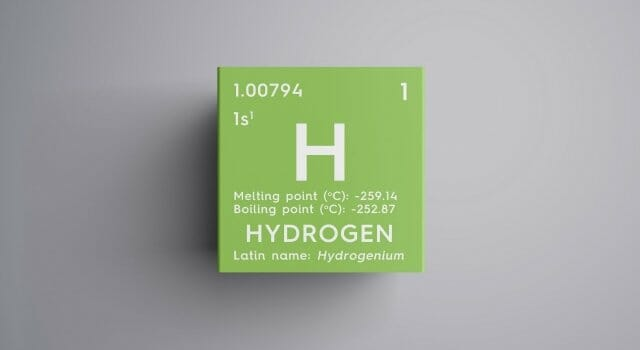 hidrogeno verde energia